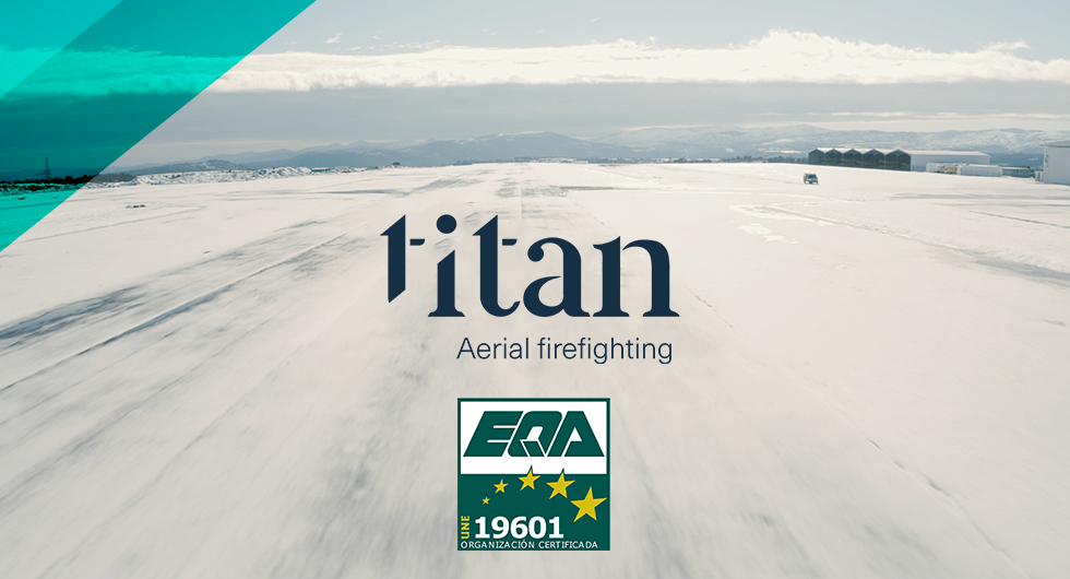 Titan Group certifies its Compliance